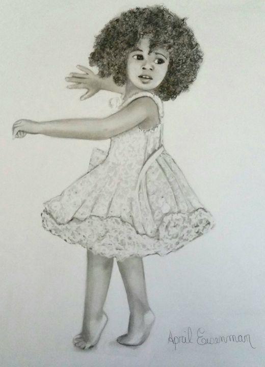 Innocence - April's Fine Arts Studio