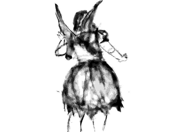 Fairy Friend - Victoria Bidwell
