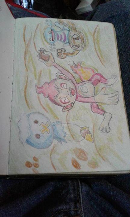 Pokemon Playing - Chris B.