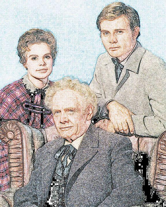 The Grainger Family - Paul Green