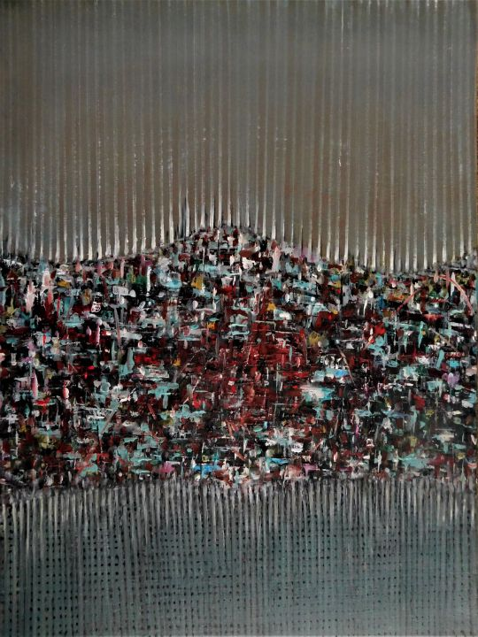 City by the Bay - nalan's paintings