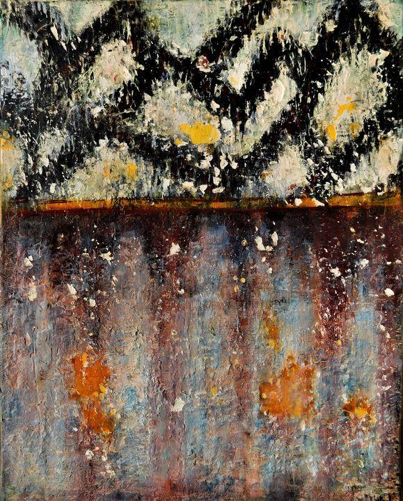 The Wall - nalan's paintings