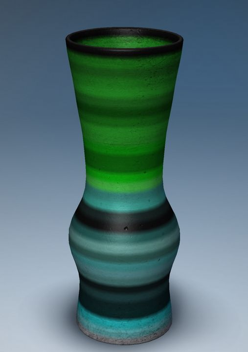 Colorbook Digital Pottery - Colorbook Reality Digital Art