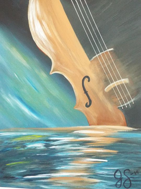 Emerging Violin - Step into the Music
