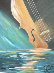 Emerging Violin