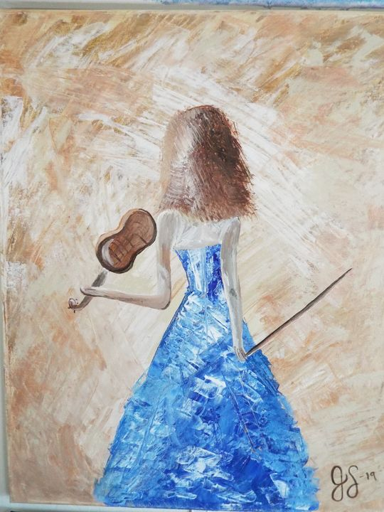 Violin Girl - Step into the Music