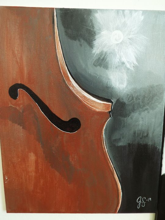 Violin by Light - Step into the Music