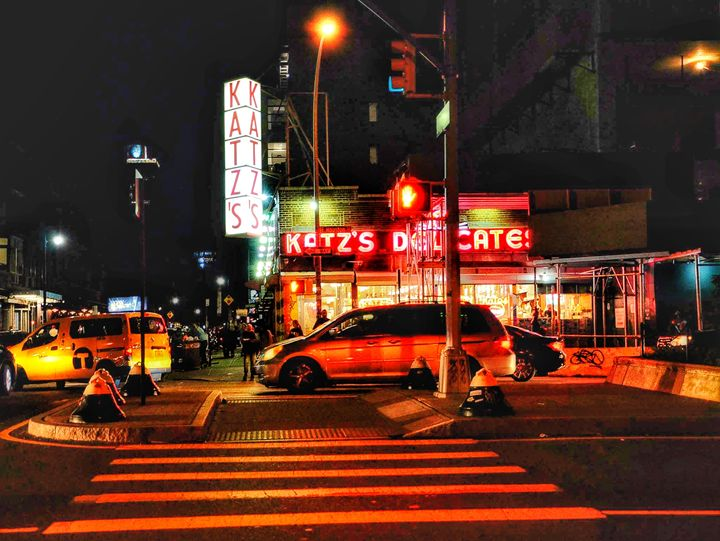 Katz's Deli - Bear Images