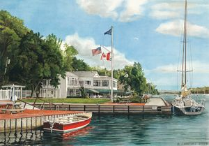 The Youngstown Yacht Club