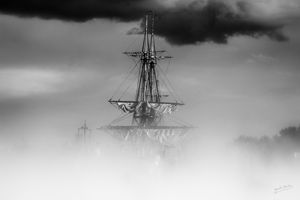 Hermione in the mist