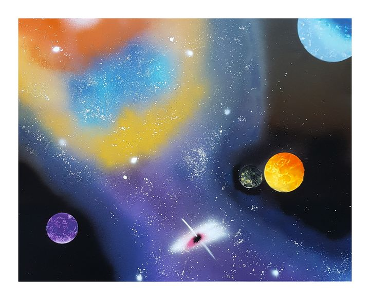 Black Hole - Rising Phoenix