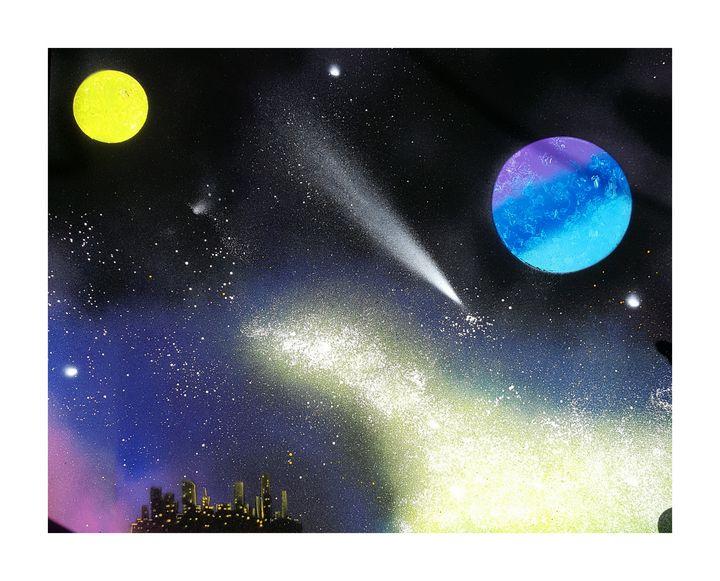 Sea of light - Rising Phoenix