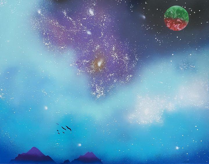 Birds of Flight - Rising Phoenix