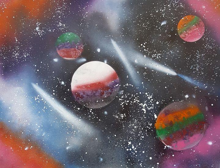 Comets - Rising Phoenix