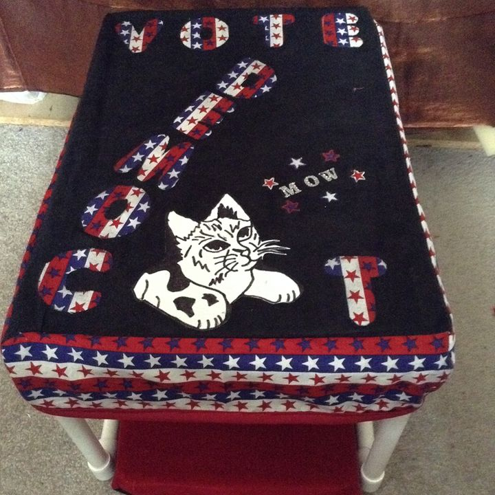 Democat Pet Bed - Build its Petz and kidz