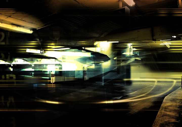 Parking Lights - Laurent Bompard