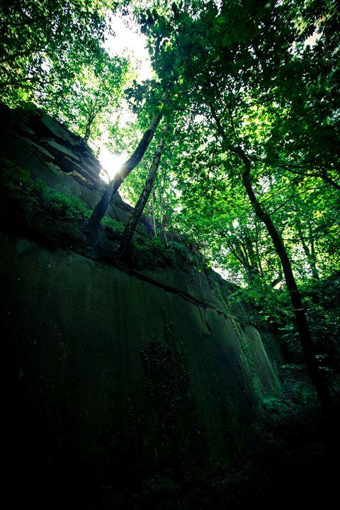 Old quarries of Bentheim - Old world Arts