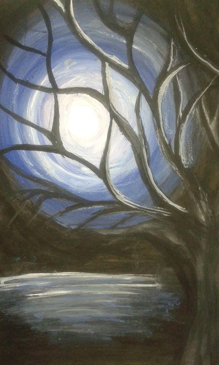 Moon light - Purna
