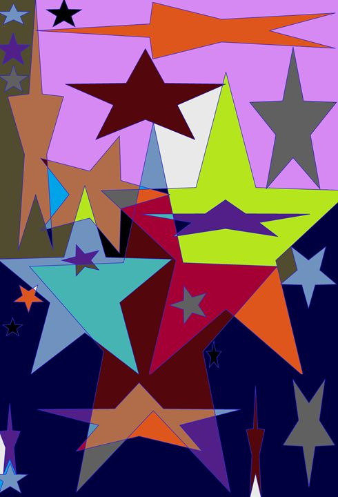 Stars aligned - Design Party