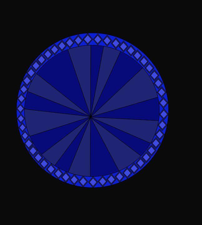 Too blue - Design Party